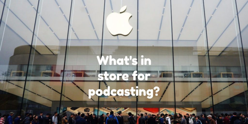 Apple hosts 325,000 podcasts